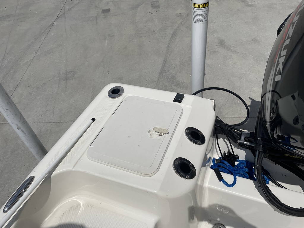 2008 Key West boat for sale, model of the boat is 176 DC & Image # 12 of 18