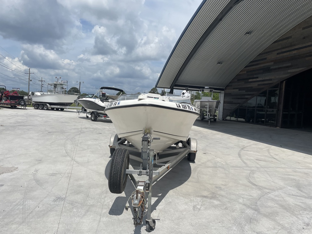 2008 Key West boat for sale, model of the boat is 176 DC & Image # 17 of 18