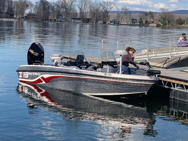 2020 Nitro boat for sale, model of the boat is ZV19 & Image # 56 of 58