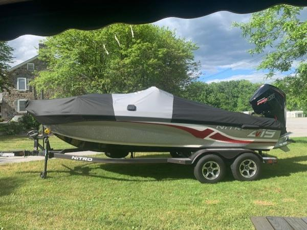 2020 Nitro boat for sale, model of the boat is ZV19 & Image # 1 of 58