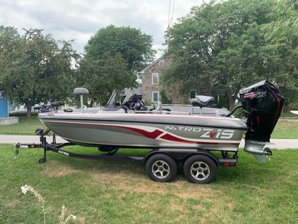 2020 Nitro boat for sale, model of the boat is ZV19 & Image # 58 of 58