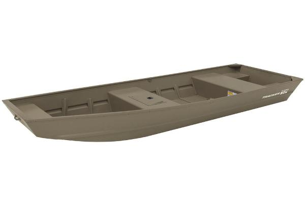 2020 Tracker Boats boat for sale, model of the boat is Topper 1542 Riveted Jon & Image # 1 of 18