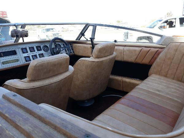 1981 Hammond boat for sale, model of the boat is V-2150 XL Challenger & Image # 10 of 11