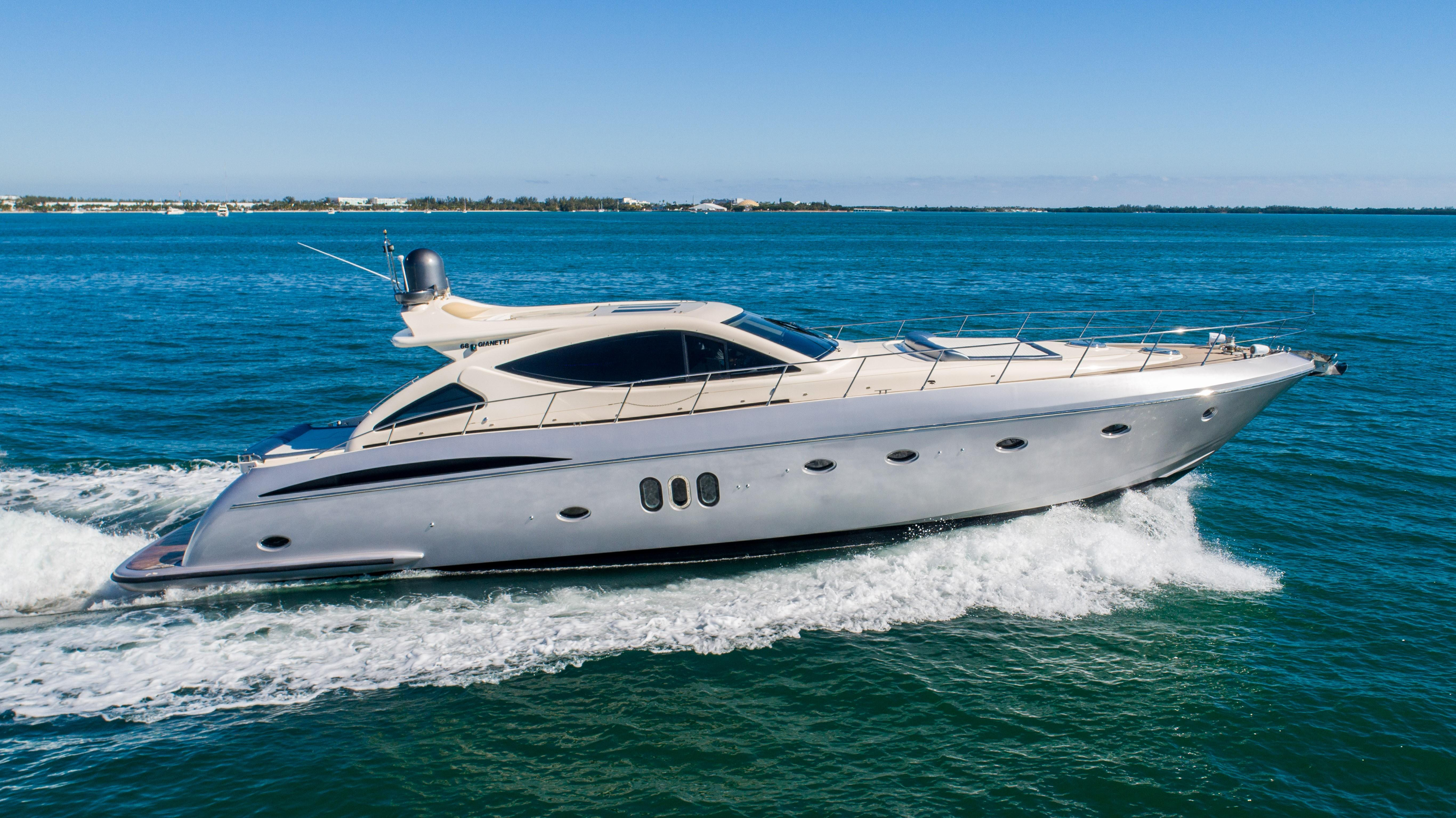 Picture Of:  68' Gianetti HT 2007Yacht For Sale | 89