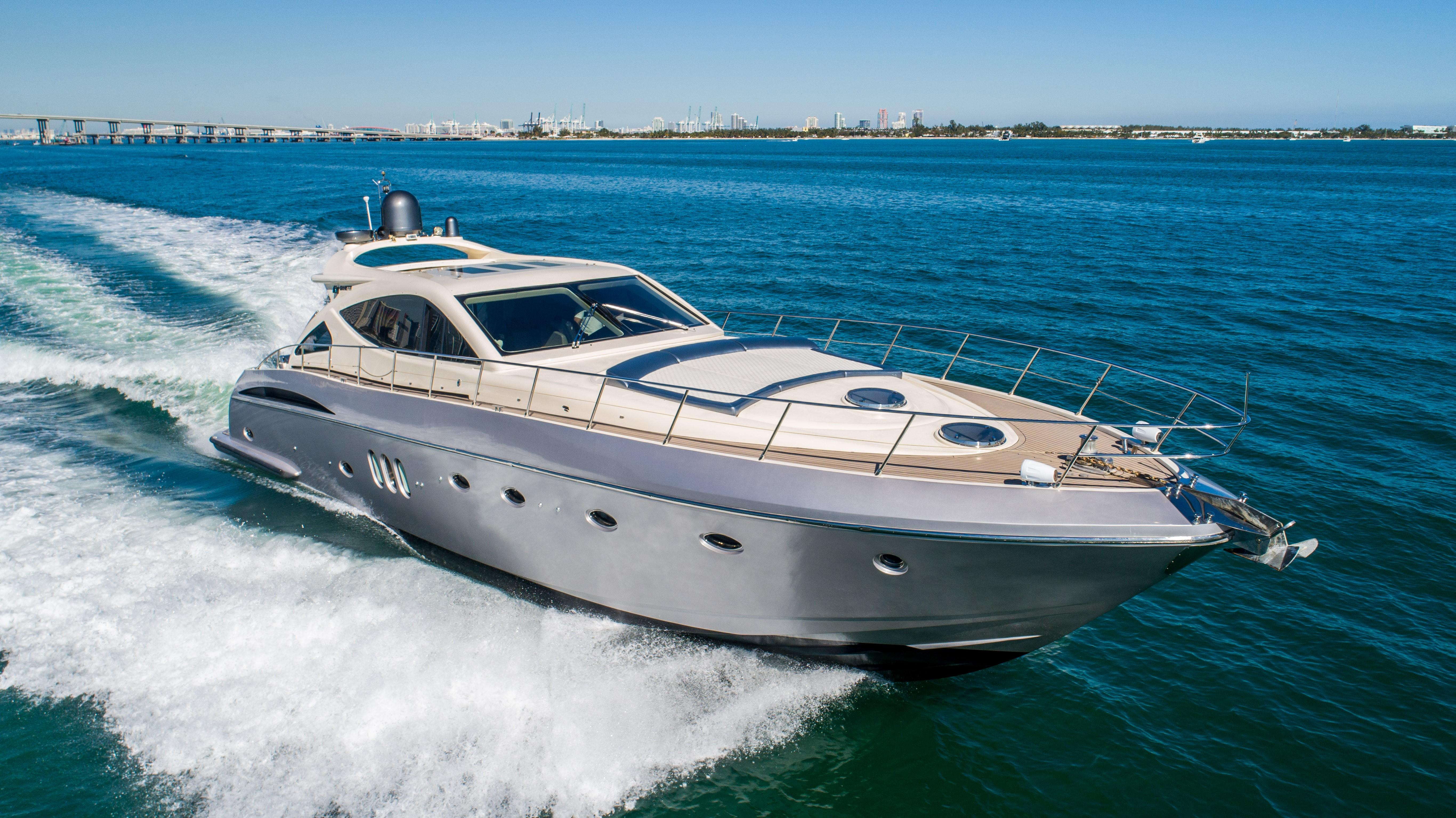 Picture Of:  68' Gianetti HT 2007Yacht For Sale | 3 of 89