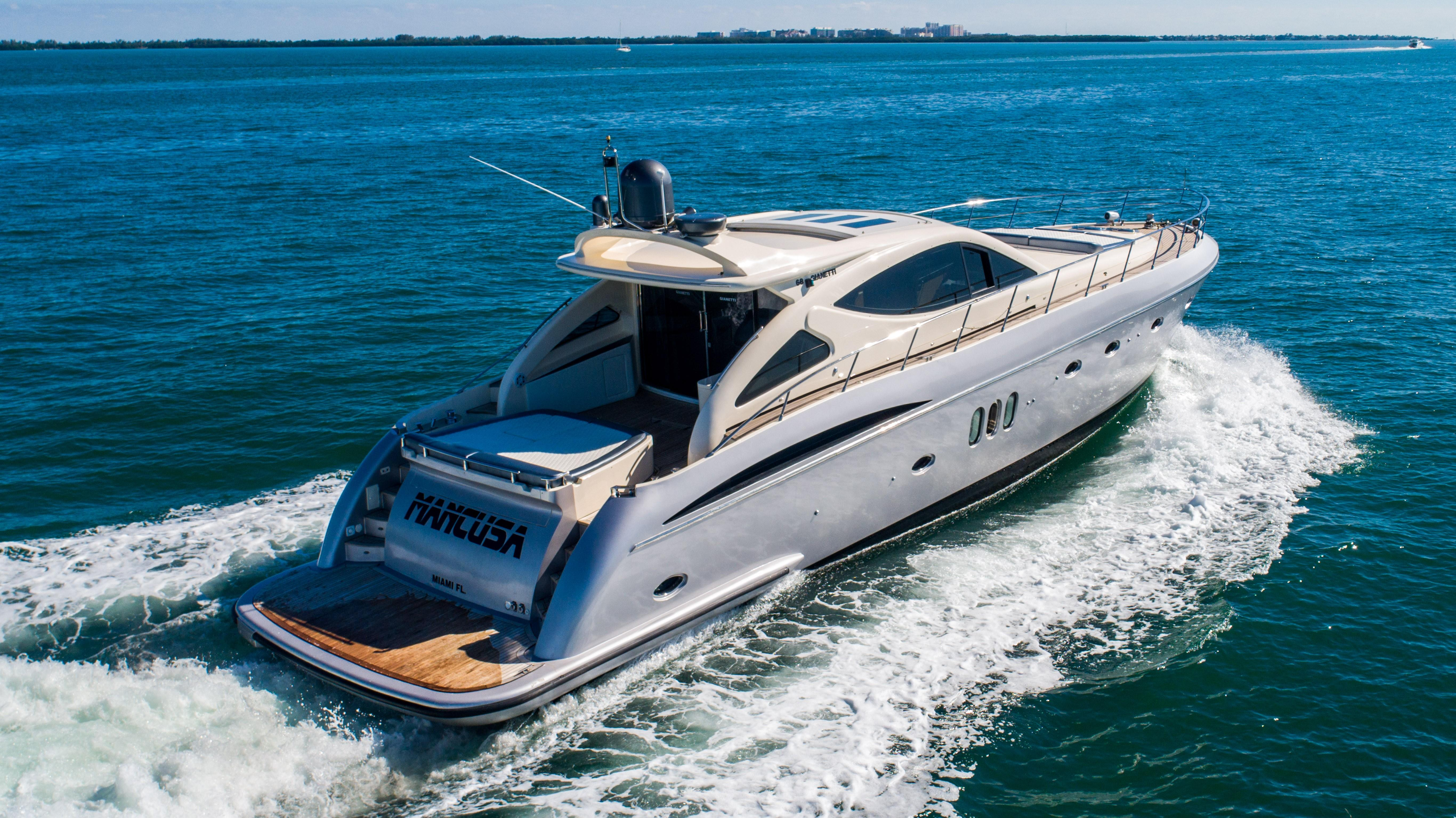 Picture Of:  68' Gianetti HT 2007Yacht For Sale | 4 of 89