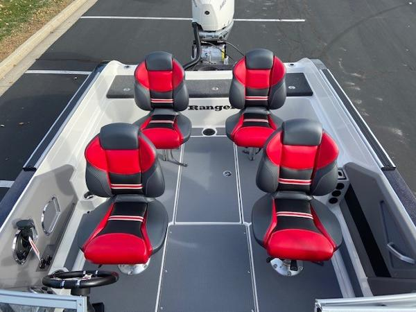 2020 Ranger Boats boat for sale, model of the boat is 621cFS Pro & Image # 10 of 39