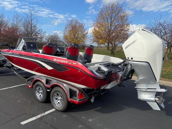 2020 Ranger Boats boat for sale, model of the boat is 621cFS Pro & Image # 3 of 39