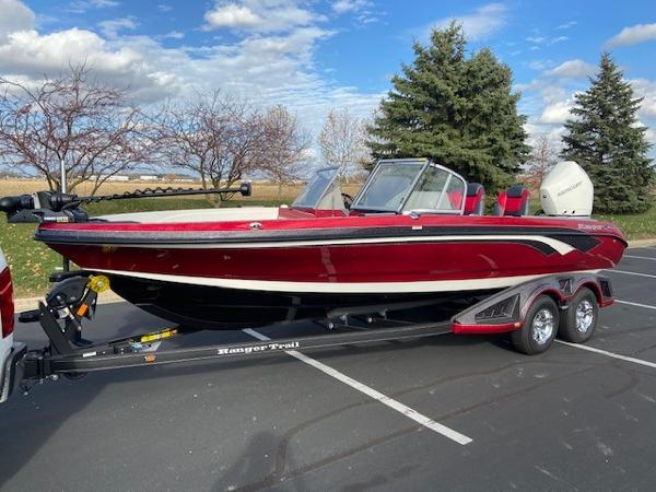 2020 Ranger Boats boat for sale, model of the boat is 621cFS Pro & Image # 1 of 39