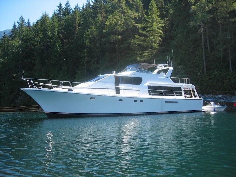 65' Pacific Mariner 1998