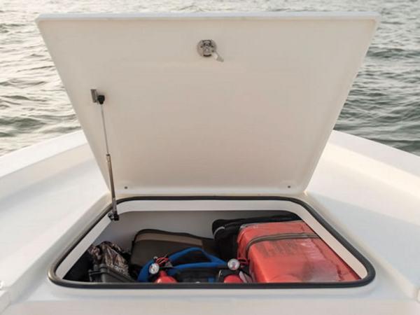 2021 Avenger boat for sale, model of the boat is AV26 & Image # 9 of 20