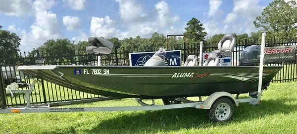 2019 ALUMACRAFT 175 PROWLER for sale