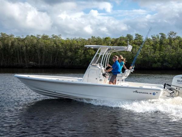 2021 Avenger boat for sale, model of the boat is AV24 & Image # 2 of 18