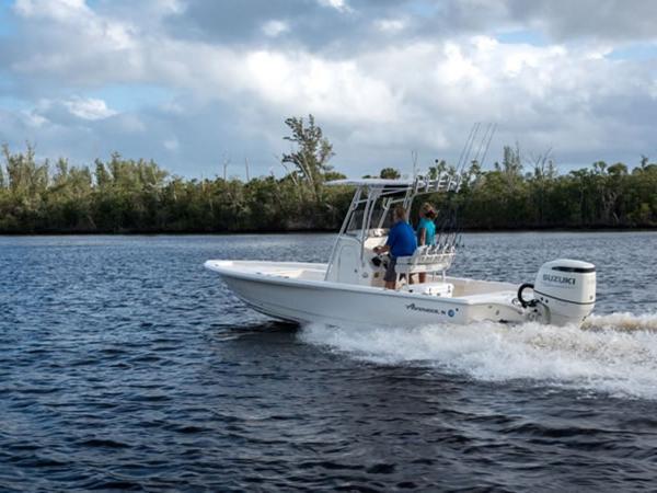 2021 Avenger boat for sale, model of the boat is AV24 & Image # 3 of 18