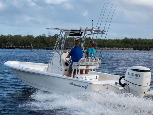 2021 Avenger boat for sale, model of the boat is AV24 & Image # 6 of 18