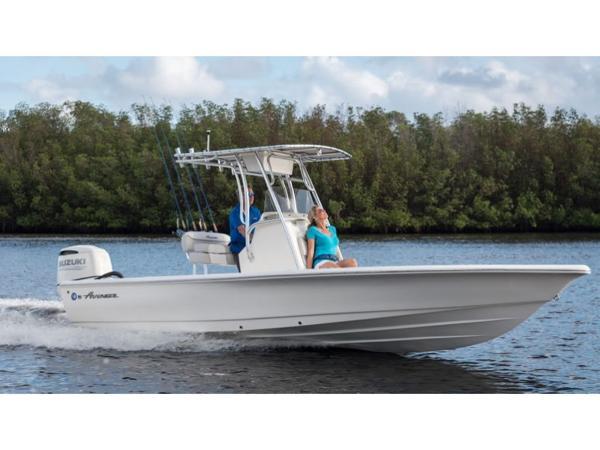 2021 Avenger boat for sale, model of the boat is AV24 & Image # 16 of 18