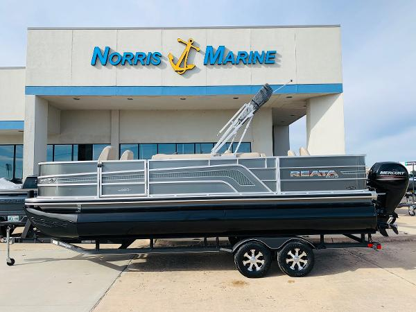 2018 Ranger Boats boat for sale, model of the boat is Reata 220F & Image # 1 of 32