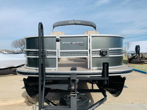 2018 Ranger Boats boat for sale, model of the boat is Reata 220F & Image # 3 of 32
