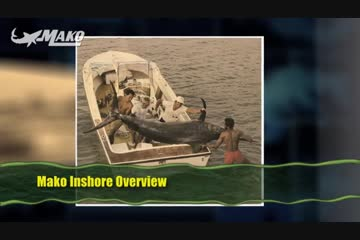 Mako 18 LTS video