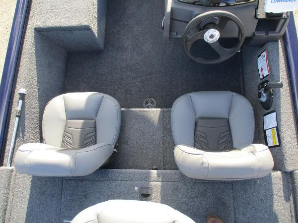 2021 Tracker Boats boat for sale, model of the boat is Pro 170 & Image # 9 of 15