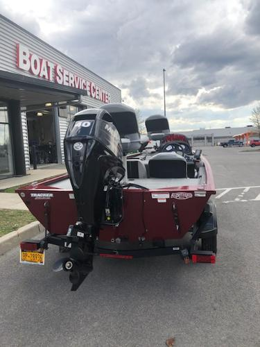2018 Tracker Boats boat for sale, model of the boat is Pro 170 & Image # 3 of 5