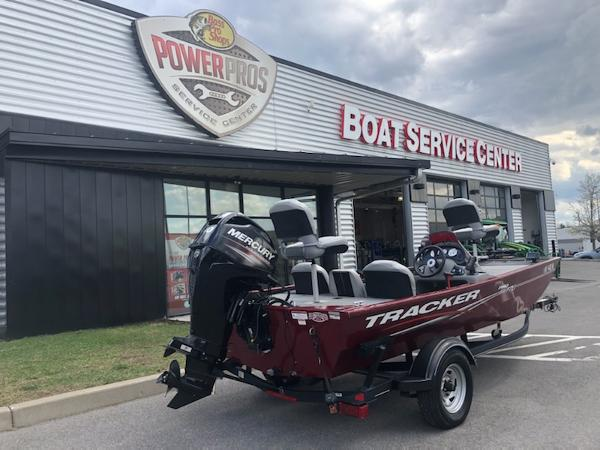2018 Tracker Boats boat for sale, model of the boat is Pro 170 & Image # 2 of 5