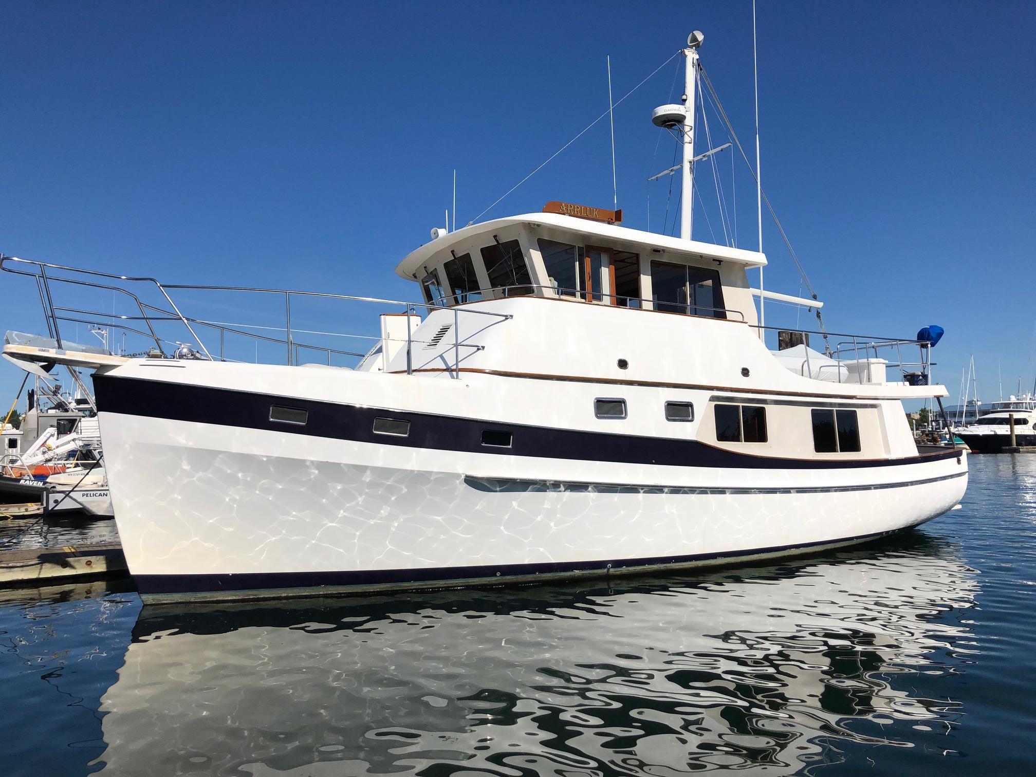 Kadey-Krogen 48 Whaleback