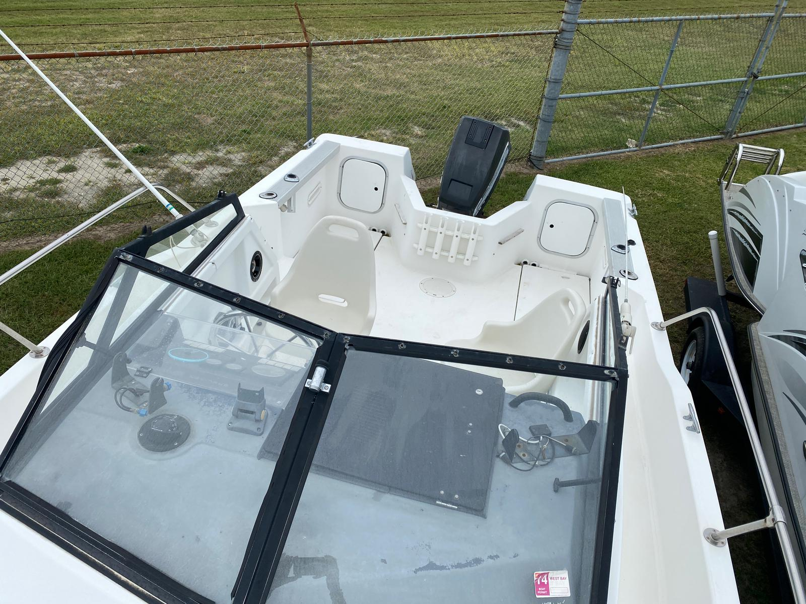 1991 Trophy Marine boat for sale, model of the boat is 2002 Walkaround & Image # 2 of 13
