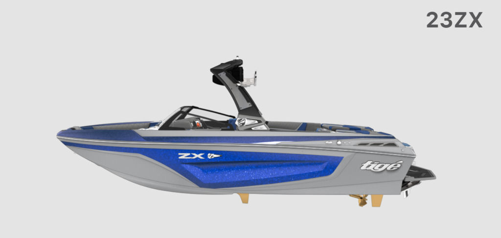 2022 Tige ZX Class 23 ZX