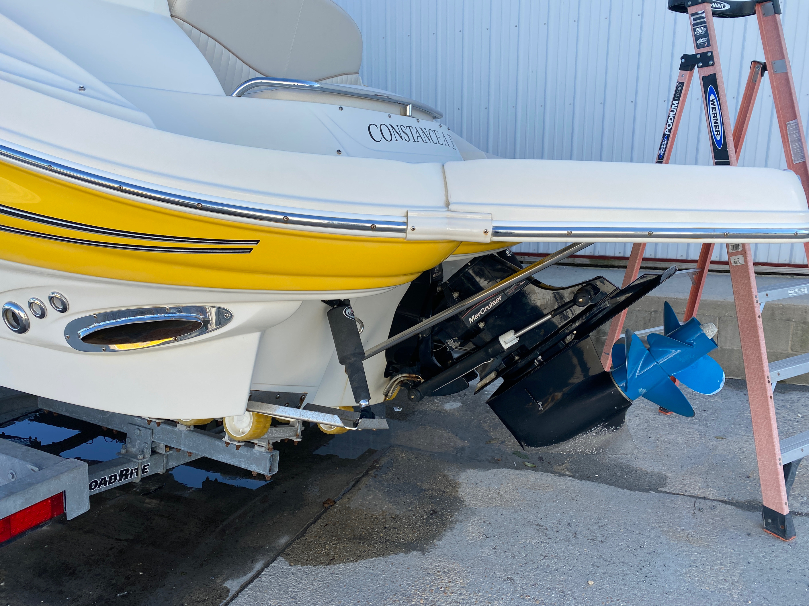 2008 Azure boat for sale, model of the boat is AZ 240 & Image # 14 of 18