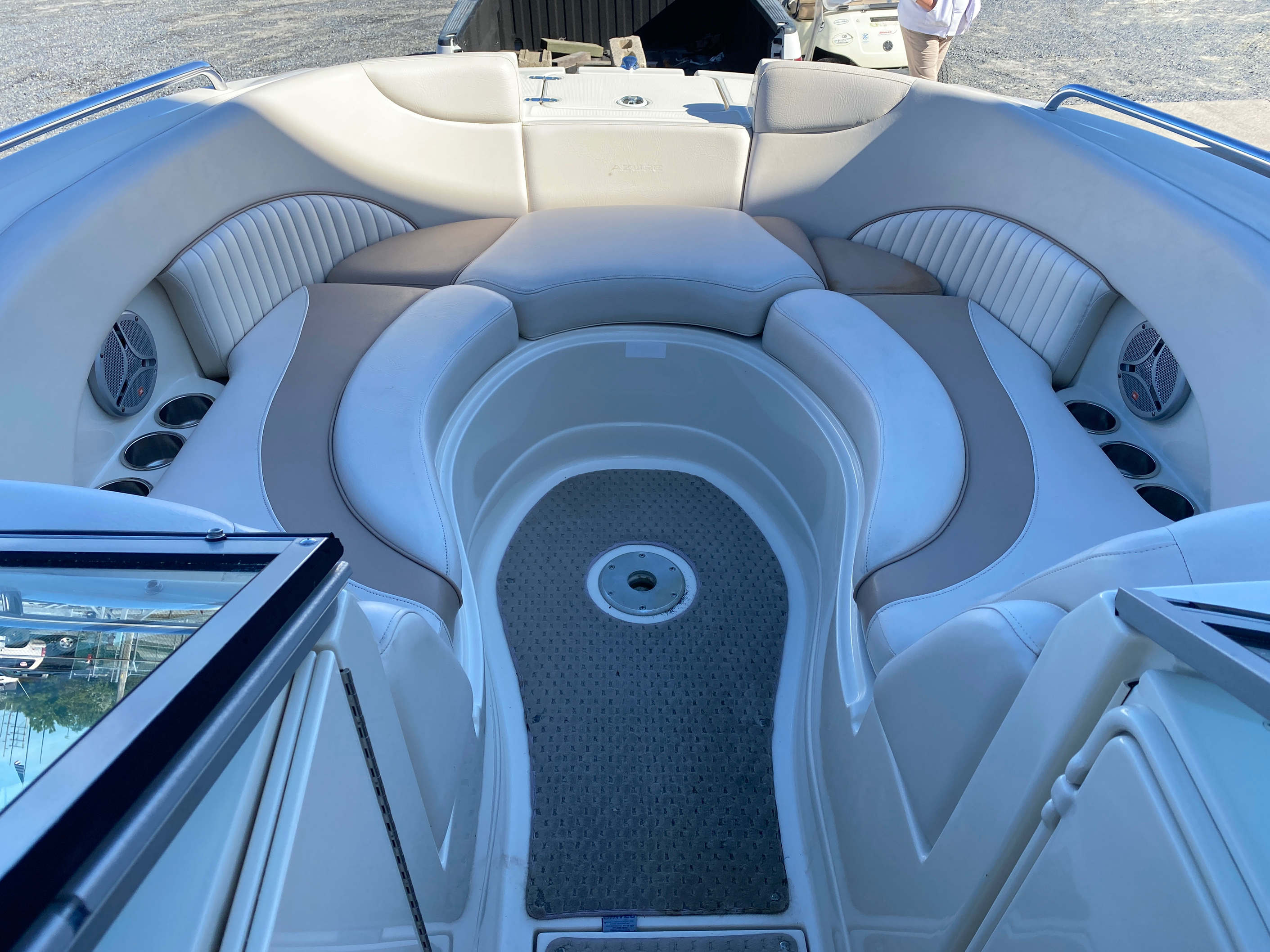2008 Azure boat for sale, model of the boat is AZ 240 & Image # 15 of 18