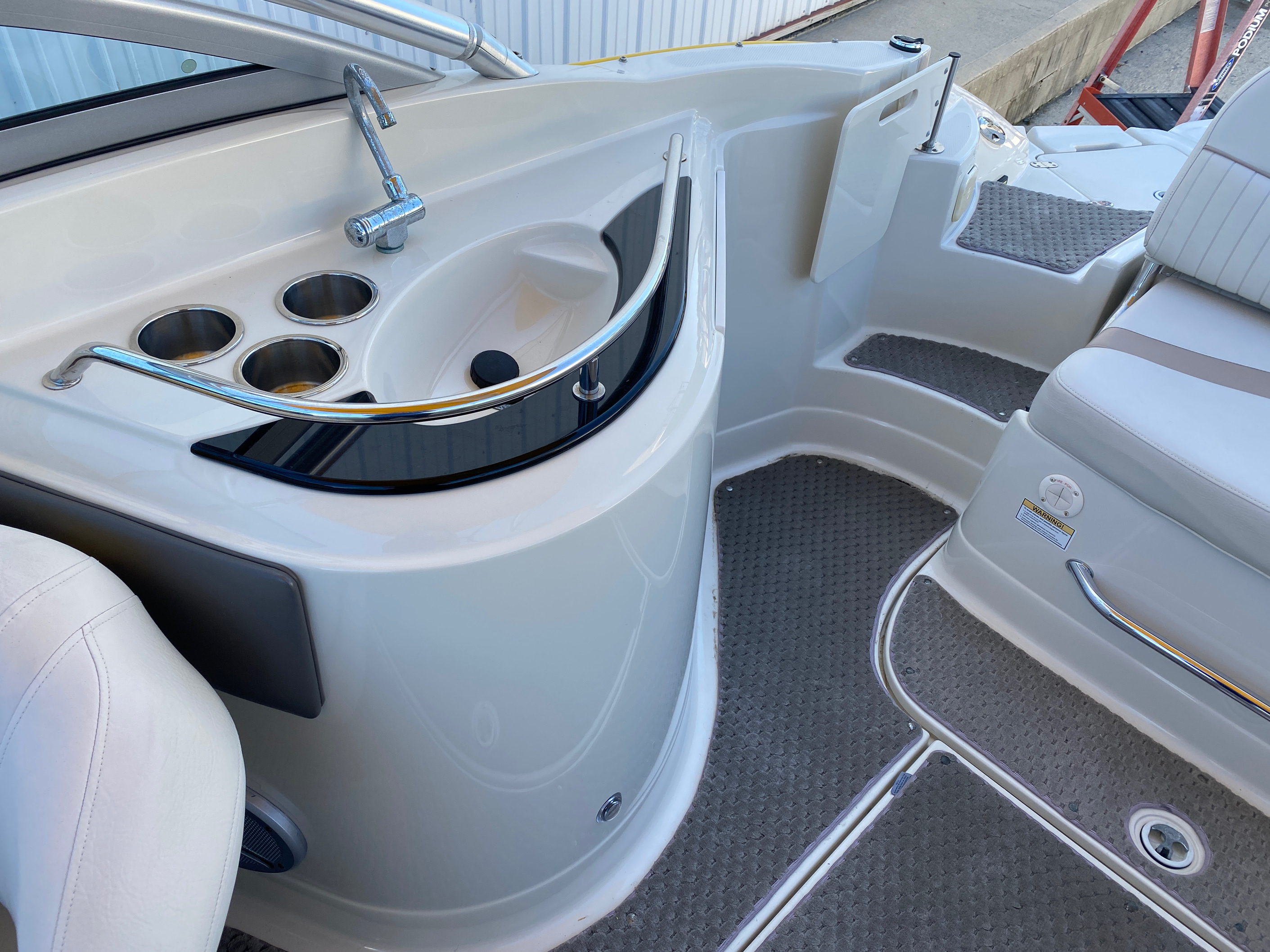 2008 Azure boat for sale, model of the boat is AZ 240 & Image # 16 of 18