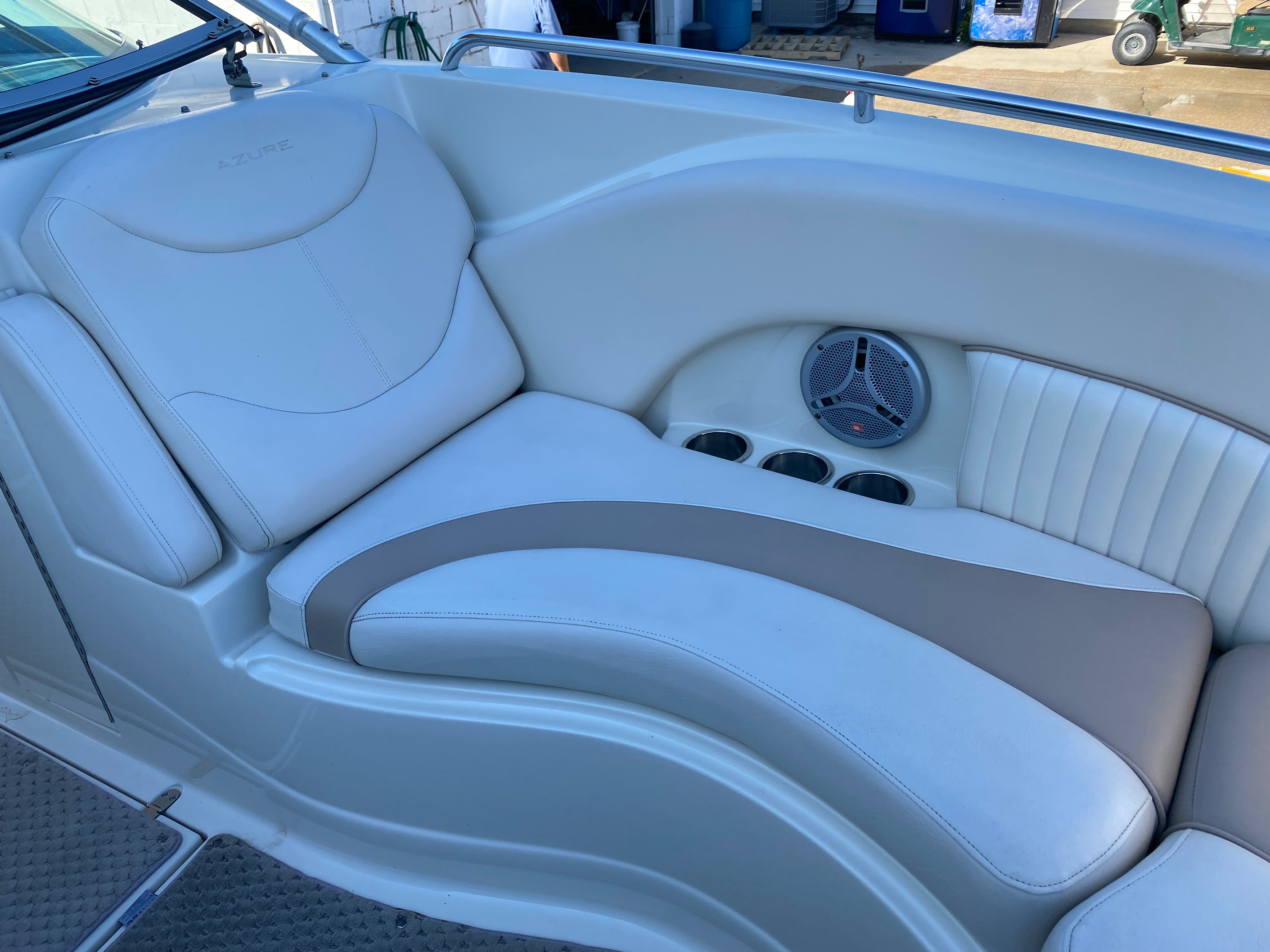 2008 Azure boat for sale, model of the boat is AZ 240 & Image # 6 of 18