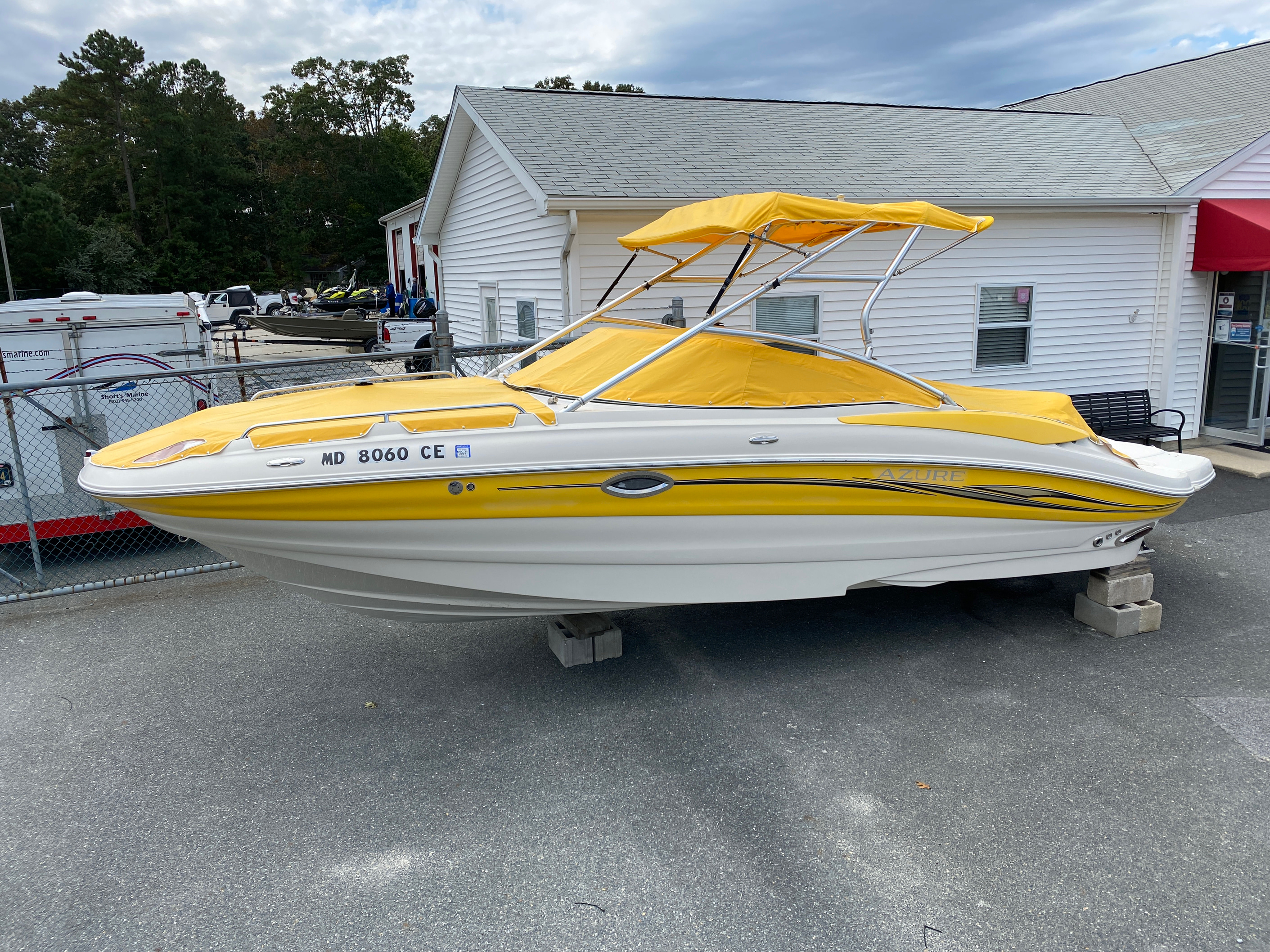 2008 Azure boat for sale, model of the boat is AZ 240 & Image # 9 of 18