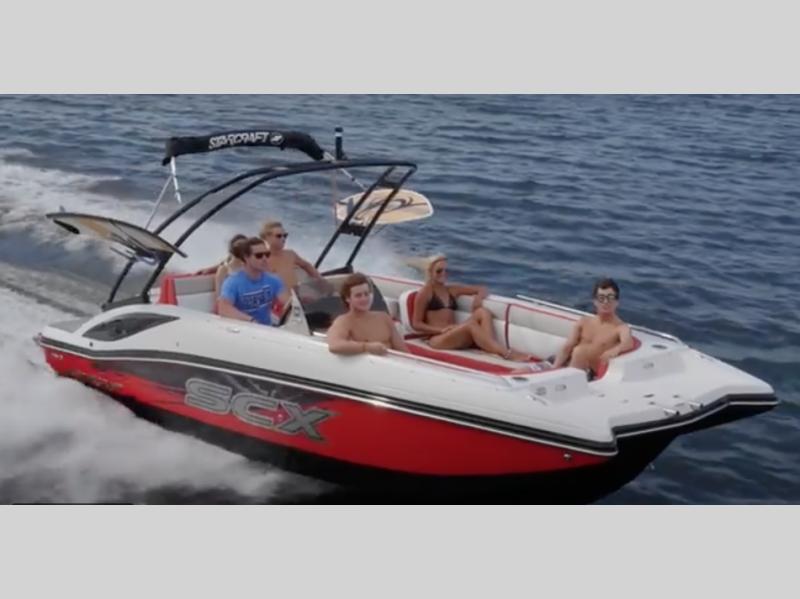 2021 STARCRAFT SCX Surf 211 thumbnail