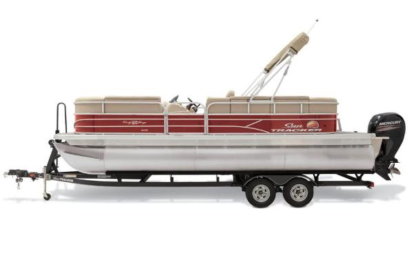 2019 Sun Tracker boat for sale, model of the boat is Party Barge 22 XP3 & Image # 10 of 15