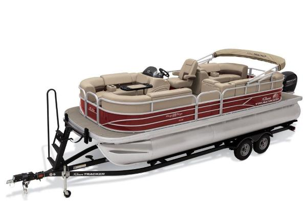 2019 Sun Tracker boat for sale, model of the boat is Party Barge 22 XP3 & Image # 1 of 15