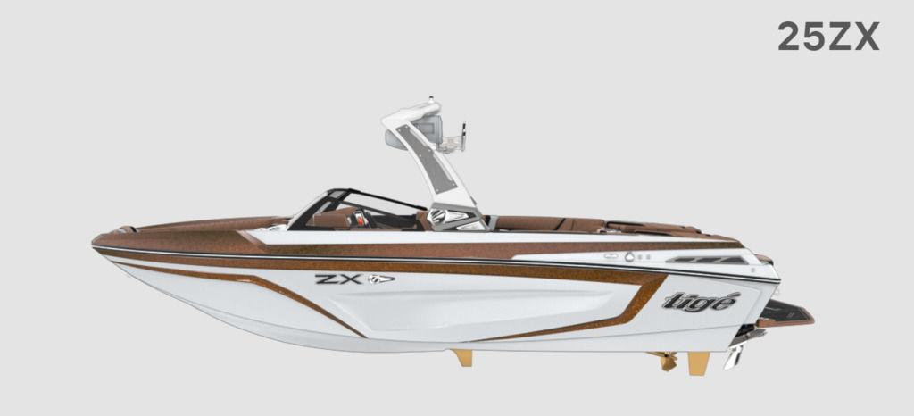 2022 Tige ZX Class 25 ZX
