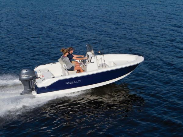 2021 Robalo boat for sale, model of the boat is R160 & Image # 1 of 1