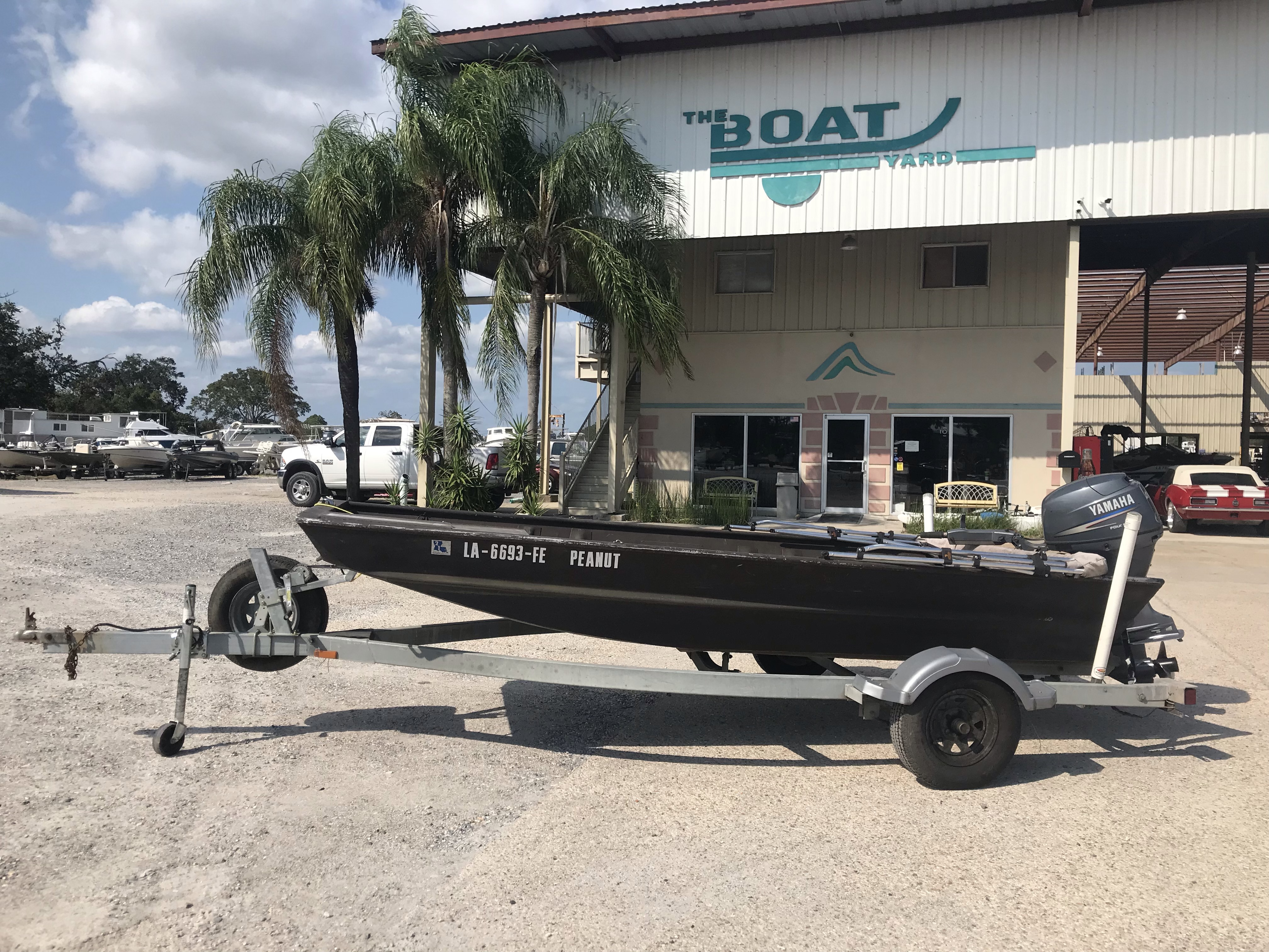 2001 Weld-Craft boat for sale, model of the boat is 14ft & Image # 1 of 7