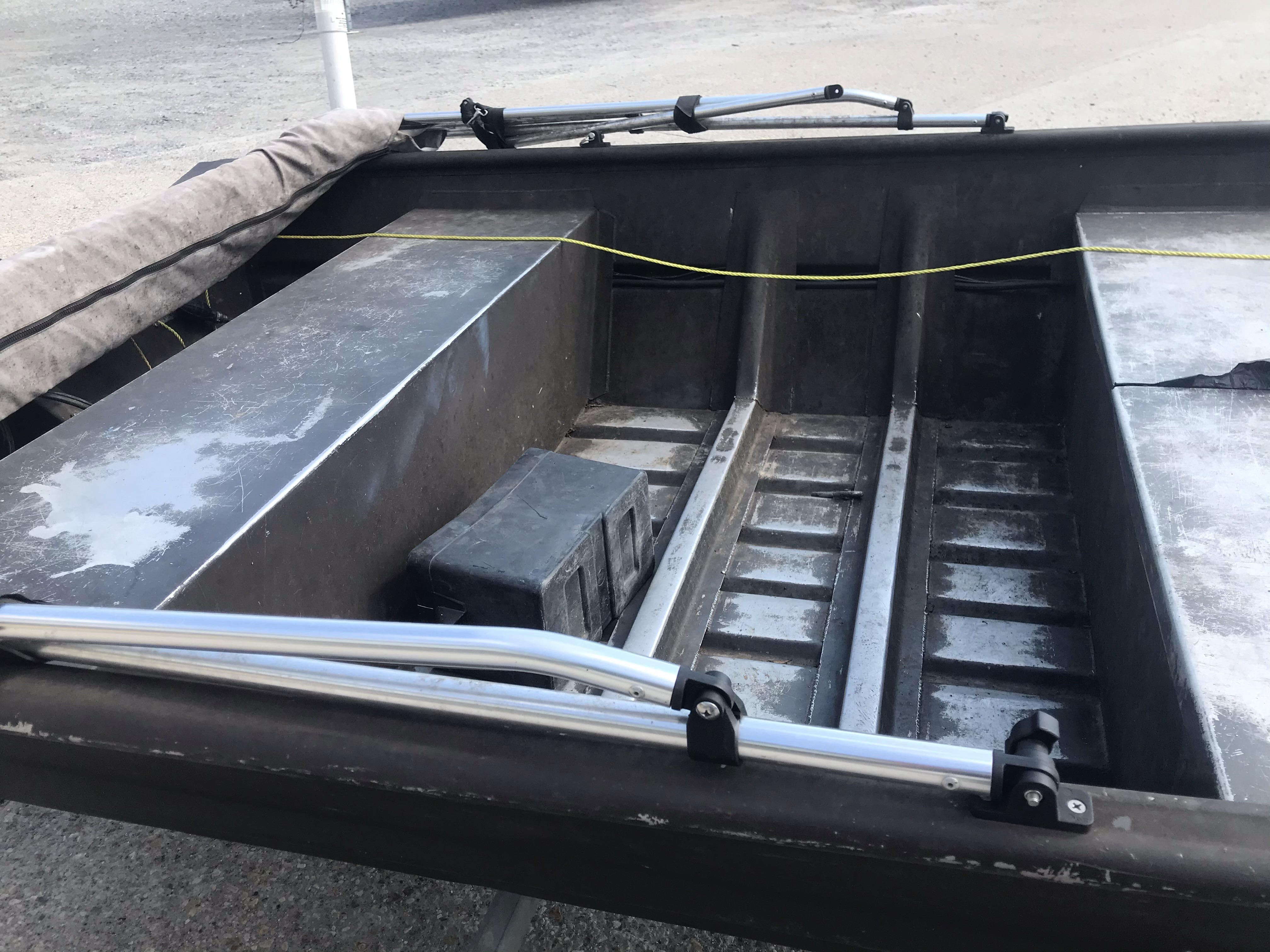 2001 Weld-Craft boat for sale, model of the boat is 14ft & Image # 6 of 7