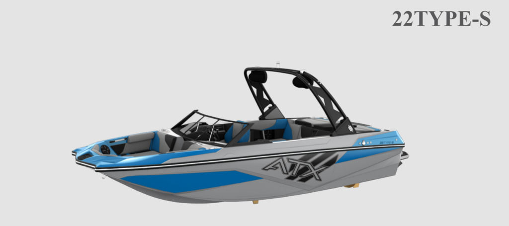 2022 ATX Boats 22 TYPE-S