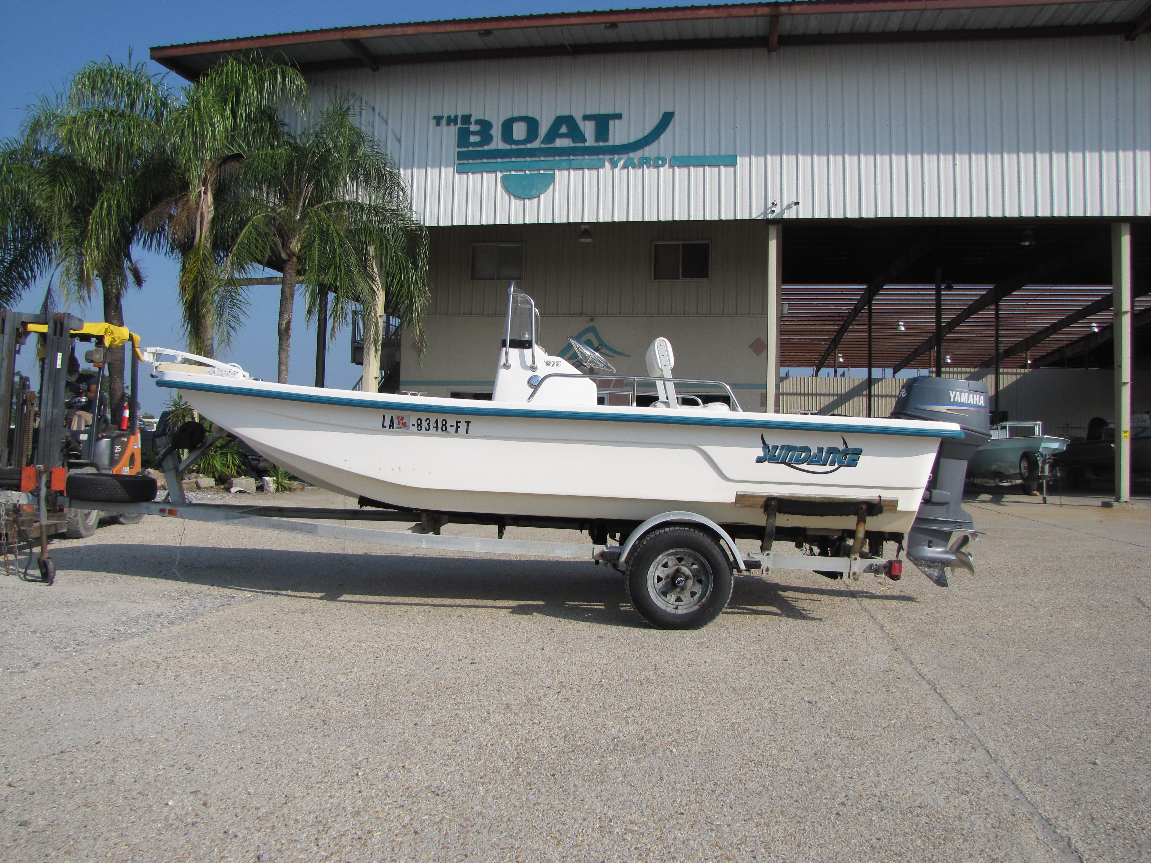2009 Sundance boat for sale, model of the boat is 17 cc & Image # 1 of 15