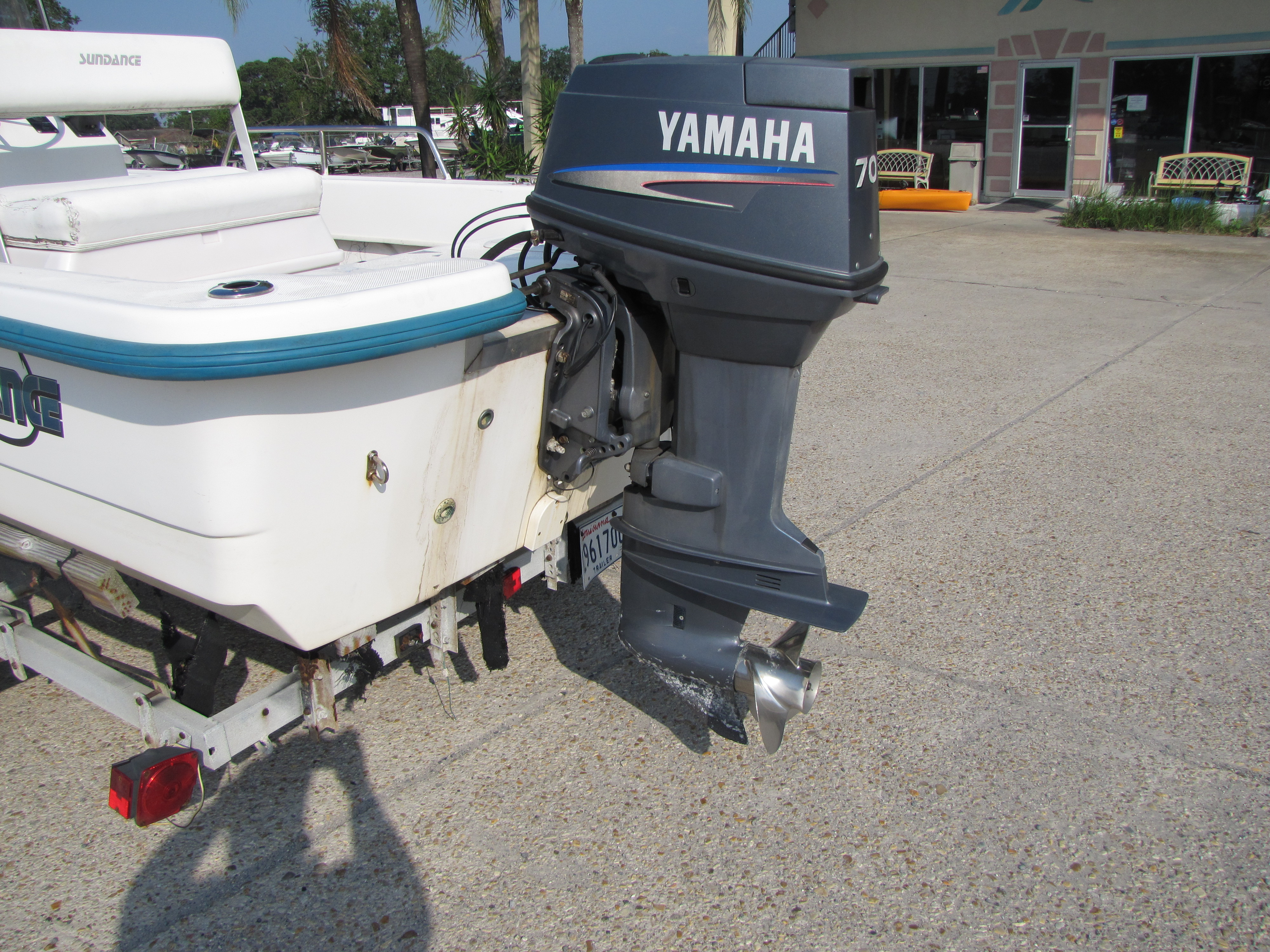 2009 Sundance boat for sale, model of the boat is 17 cc & Image # 3 of 15