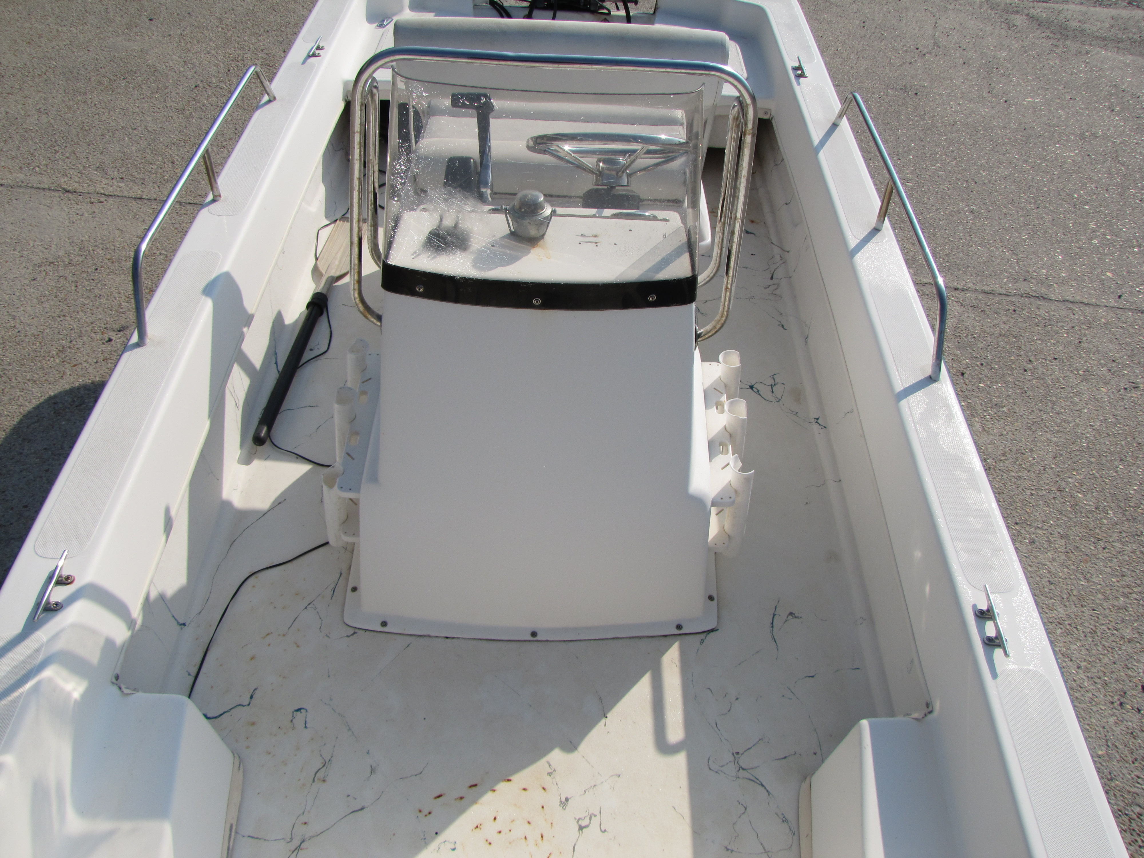 2009 Sundance boat for sale, model of the boat is 17 cc & Image # 7 of 15