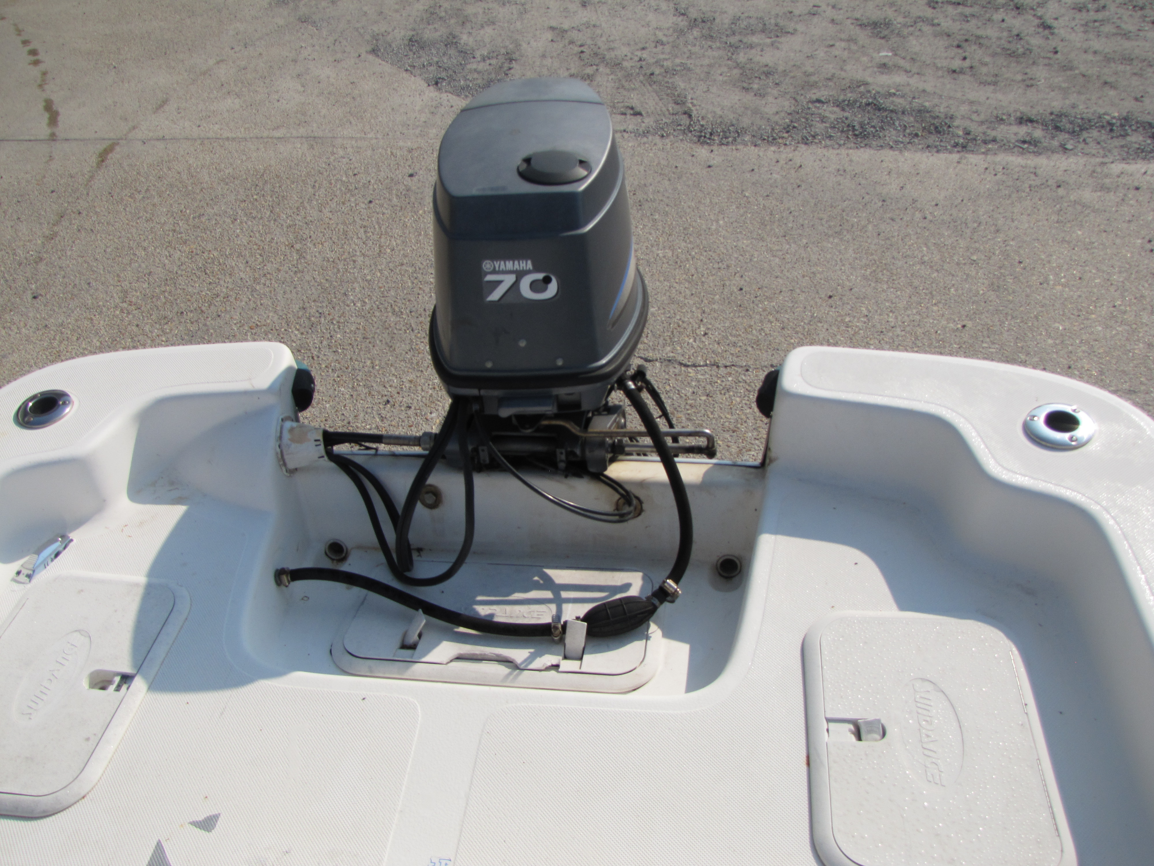 2009 Sundance boat for sale, model of the boat is 17 cc & Image # 8 of 15