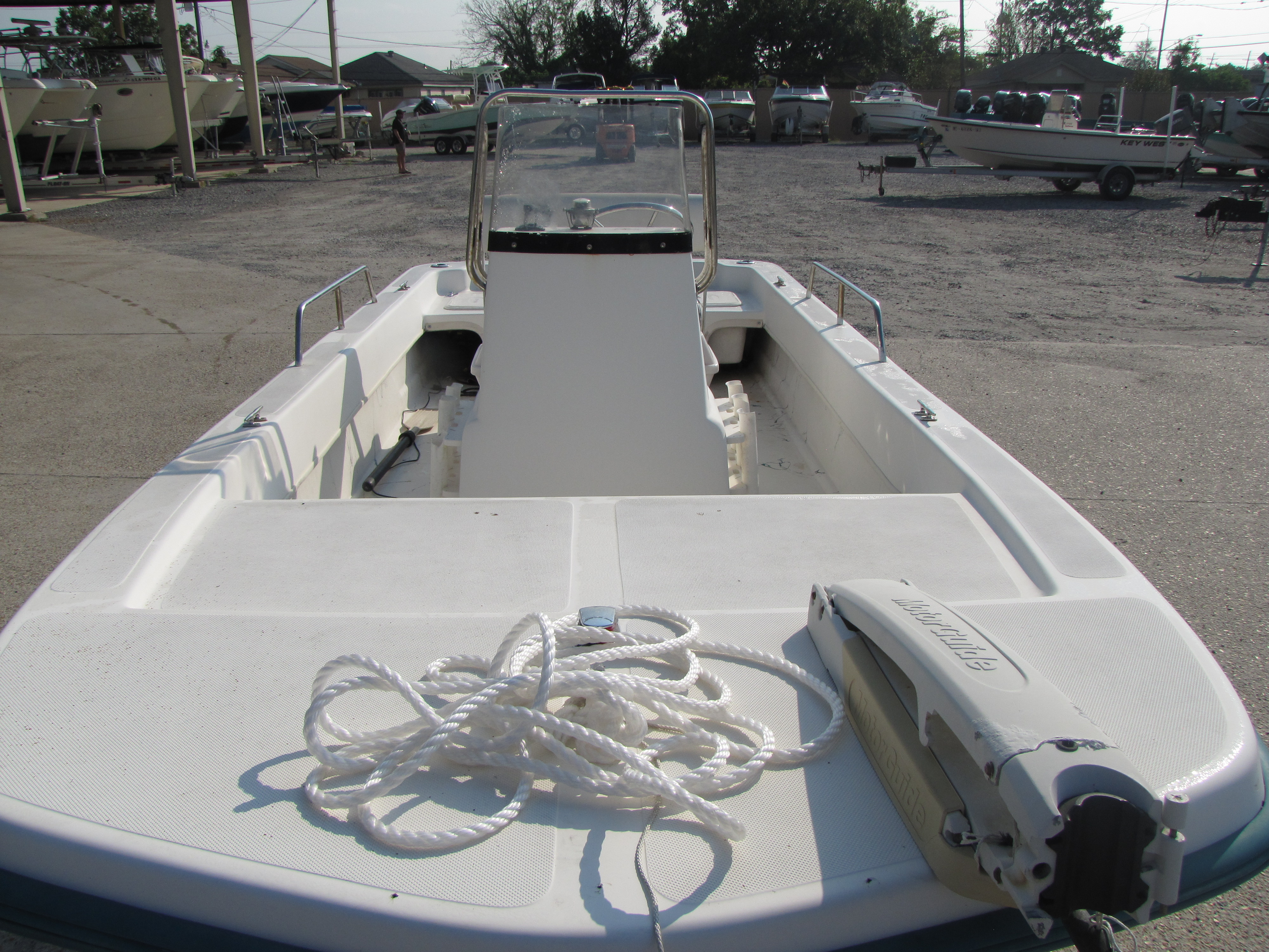 2009 Sundance boat for sale, model of the boat is 17 cc & Image # 13 of 15