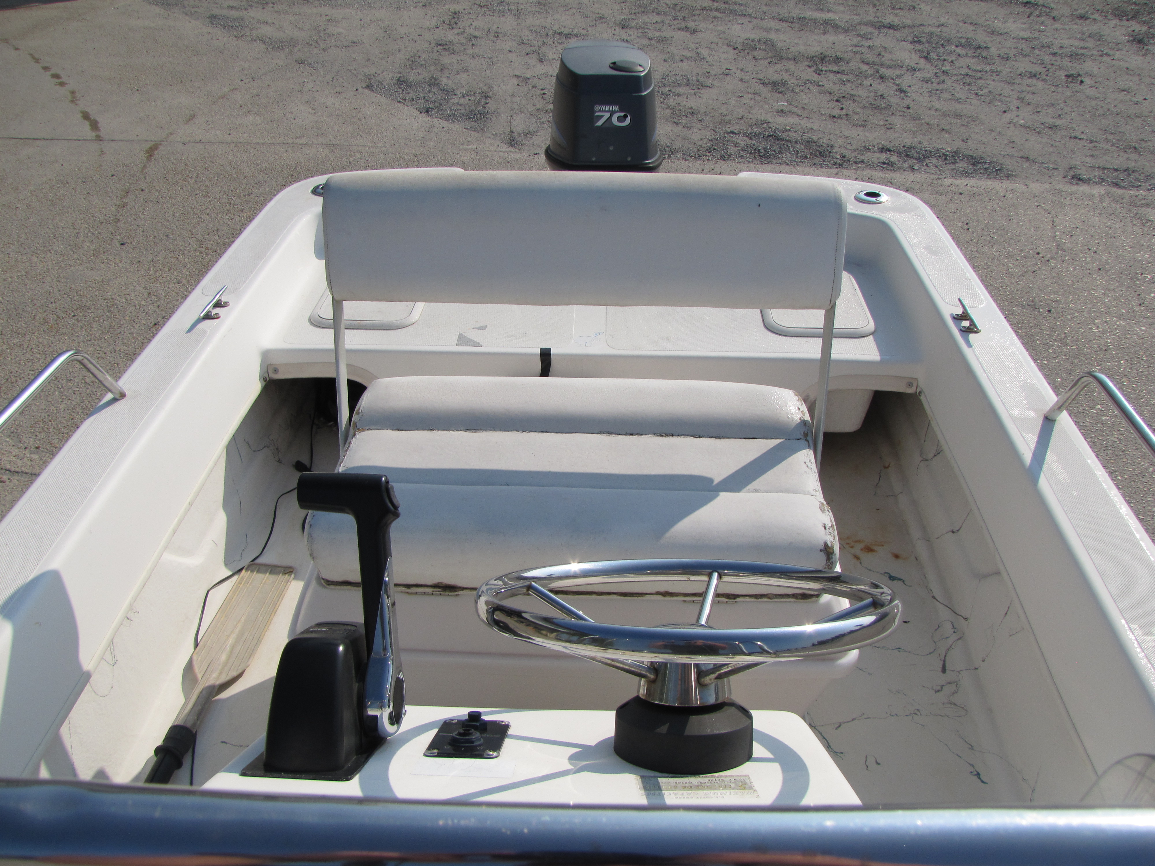 2009 Sundance boat for sale, model of the boat is 17 cc & Image # 14 of 15
