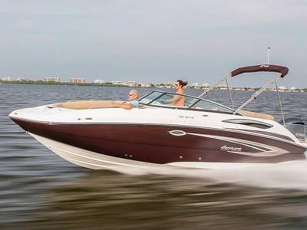 2021 HURRICANE SUNDECK 2410 OB for sale