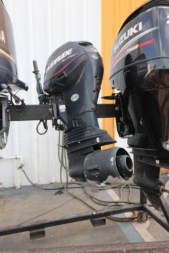 2007 EVINRUDE 40 hp E-tec image